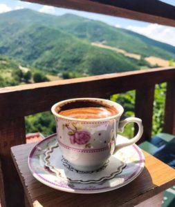 comedores para terraza y un buen café