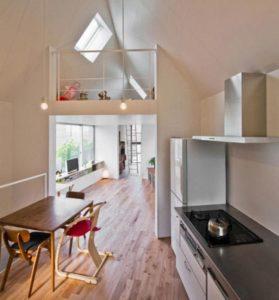 casas más pequeñas del mundo y sus interiores