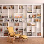 libreros-como -decorar