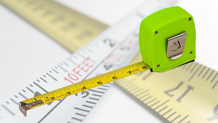 Como Saber Medir Tu Pared detalles al medir presianas