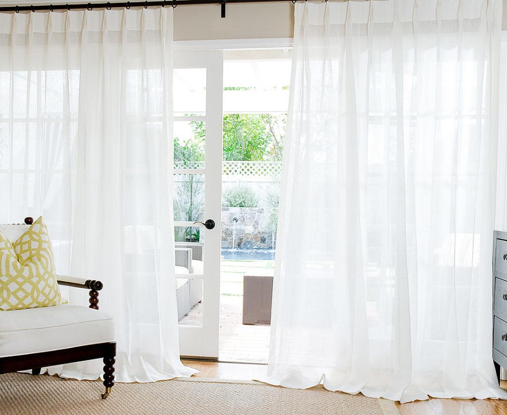 estilos de cortinas-VISILLO-para_primavera y decorar con colores neutros