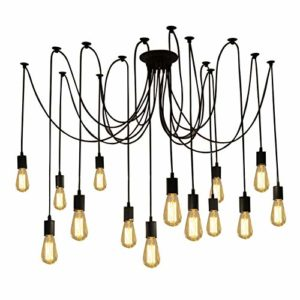 Ceiling Spider Lamp Light Pendant Lighting