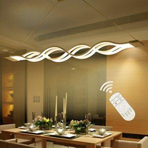 Iluminación LED Moderna Lámpara Colgante