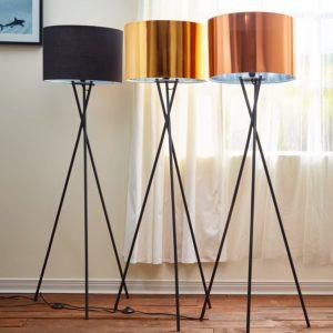 Teamson Design Versanora Lámpara tienda de decoración accesorios para sala