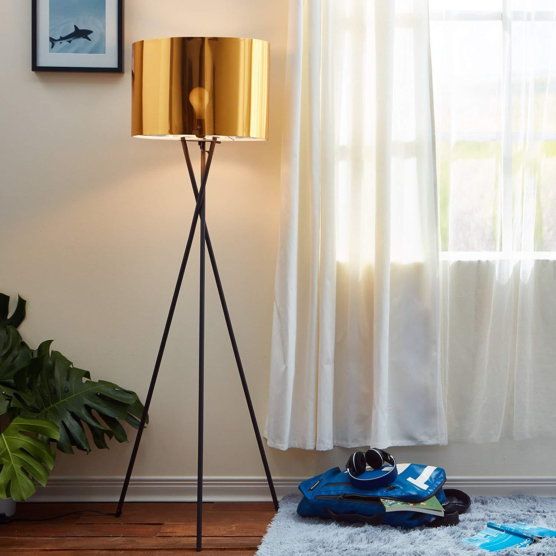 Teamson Design Versanora Lámpara de pie interior