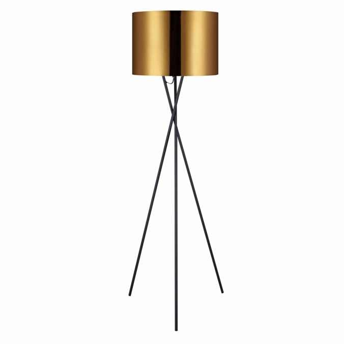 Teamson Design Versanora Lámpara de pie portada