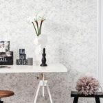 Papel Tapiz B N Moods Diseños En Tercera Dimensión Para Muros