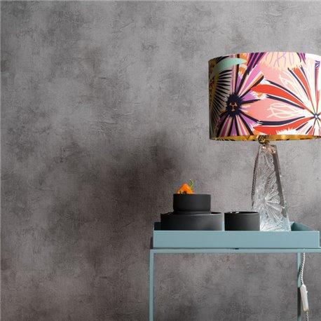 Papel Tapiz Loft En Colores Concreto