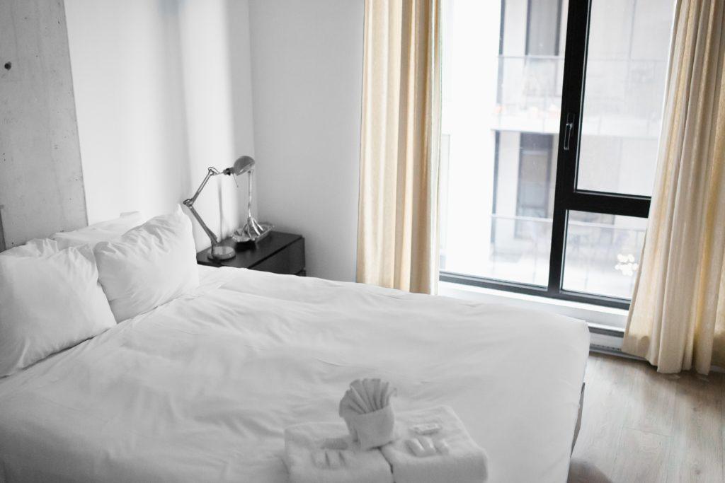 preparar tu casa con blancos limpios