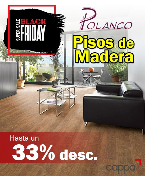 Pisos de Madera en Black Friday 2019
