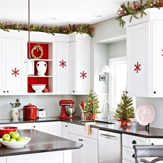 cocinas en navidad decora 2