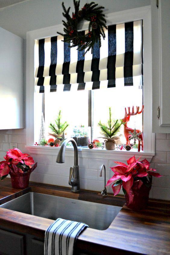 cocinas en navidad decora 5