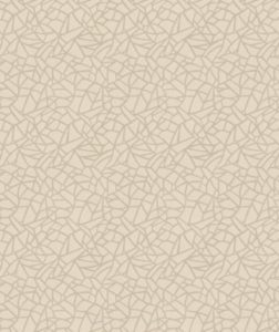 DECO TAPIZ CHS FRACTURED GEOMETRIC ALLOVER CHS 3004 BEIGE