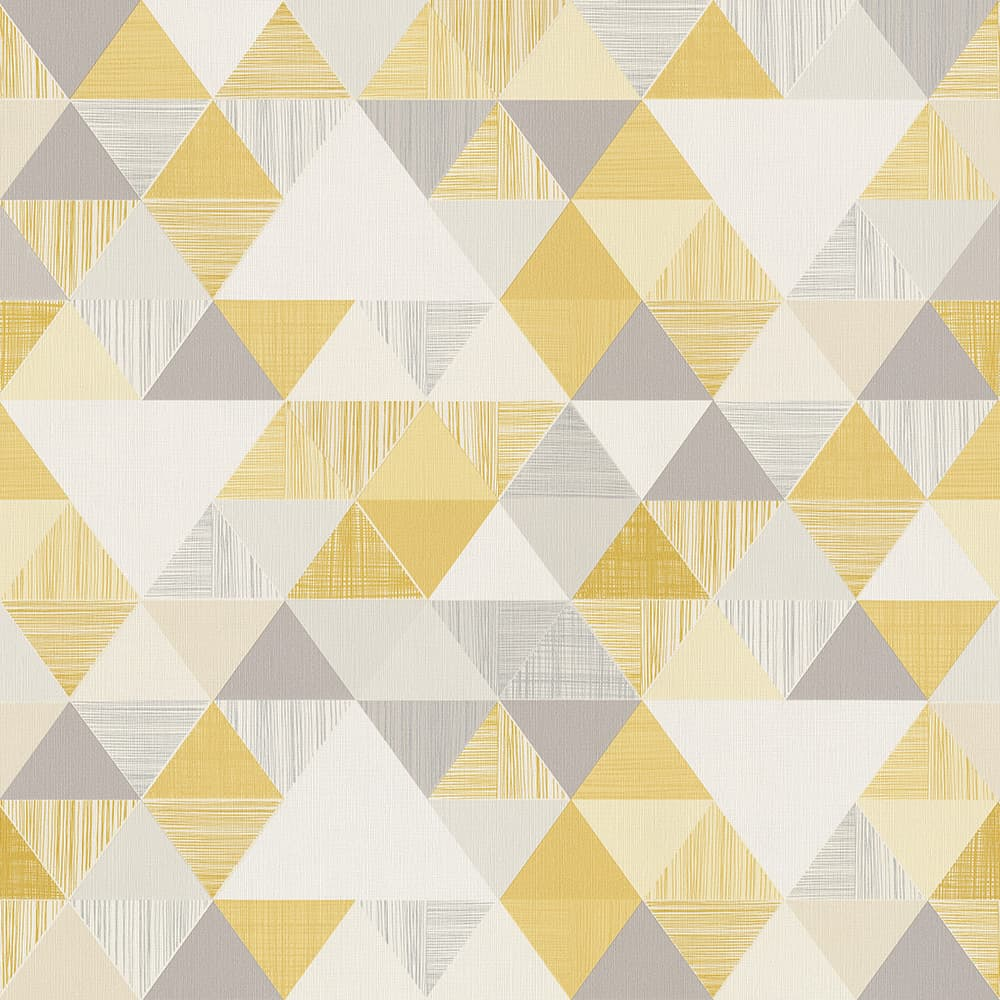 DECO TAPIZ INW LISETTE ALL OVER INW 3001 YELLOW