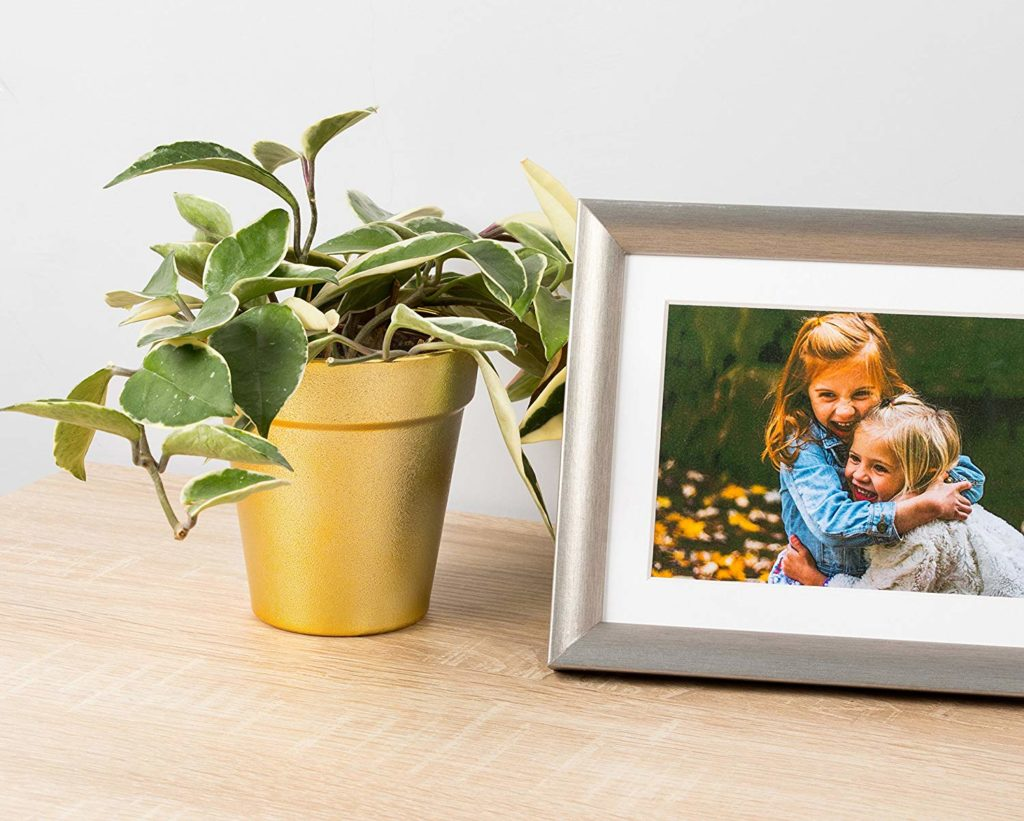 Juvale Maceta de plástico – 6 Unidades tips fáciles para decorar