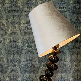Papel tapiz curious cocodrilo verde