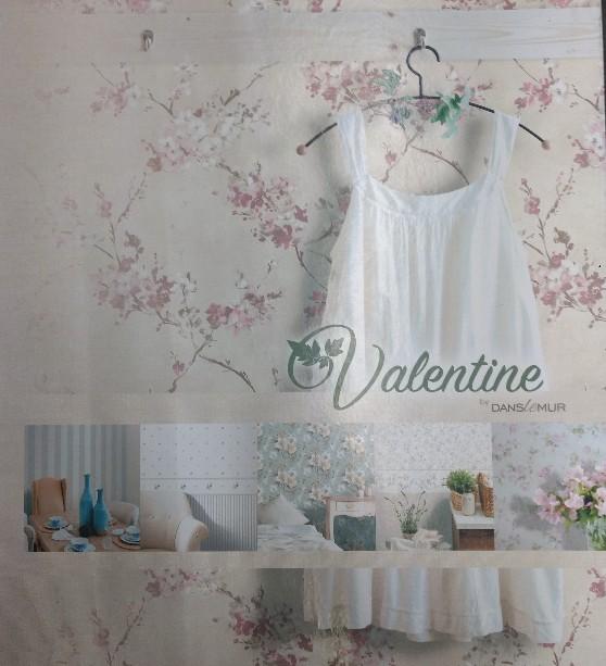 VALENTINE portada de catálogo