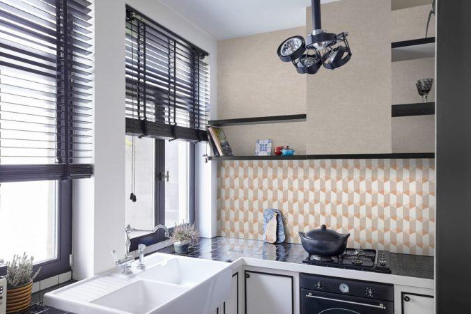 papel tapiz de cubos 3d inspiration wall decoracion de ambiente 1