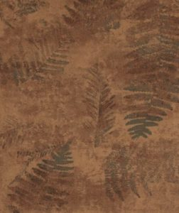 DECO TAPIZ LFT FERN LFT 218451 BROWN MID