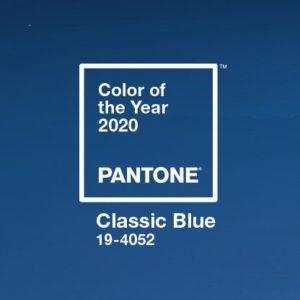 color pantone classic blue