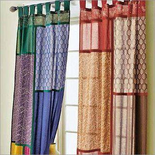 estilos de cortinas tradicionales  jaretas