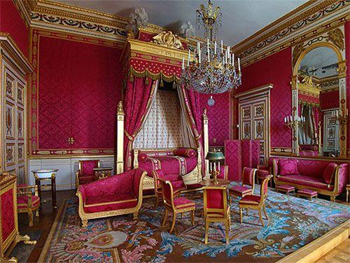 estilos de cortinas pliegues de la realeza