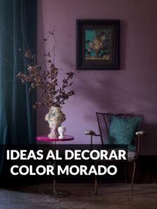 Ideas para Decorar con Color Morado
