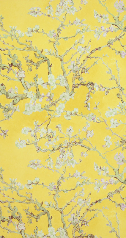 VGH BOUGH VGH 17143 YELLOW decorar con colores amarillos