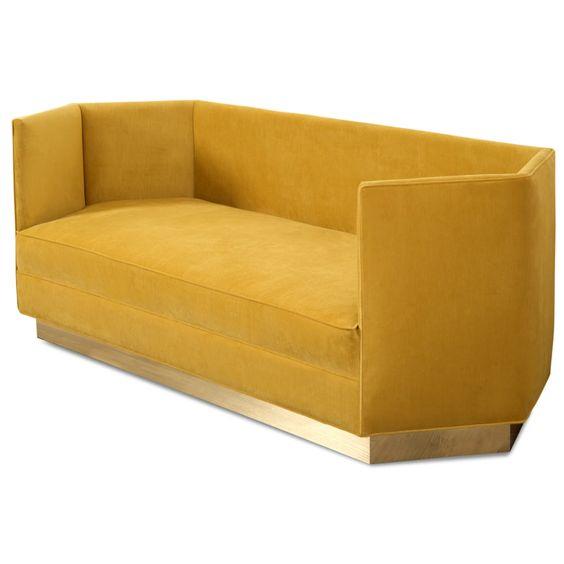 mueble amarillo decorar con colores amarillos
