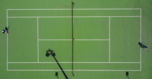 Accesorios Necesarios en Canchas de Tenis portada