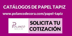 catálogos de papel tapiz banner